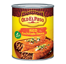 Enchilada Sauce Mild Red