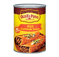 Enchilada Sauce Medium Red