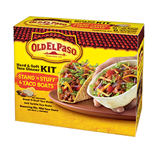 Hard & Soft Taco Dinner Kit