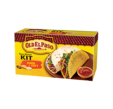 Hard &  Soft Taco  Shells