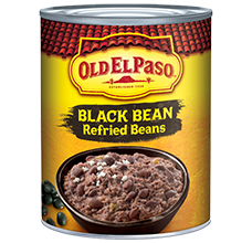 Black Bean Refried Beans