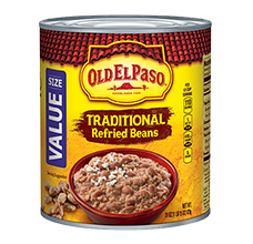 Traditional Refried Beans 31 ounce