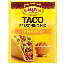 Cheesy Taco Seasoning Mix