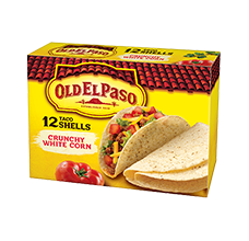 White Corn Taco Shells