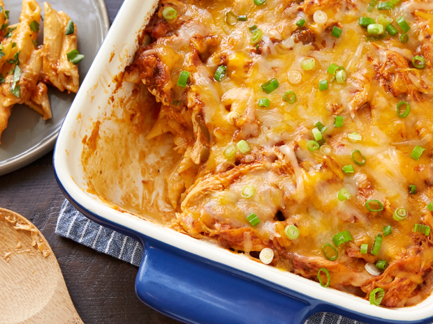 baked-cheesy-enchilada-chicken-penne