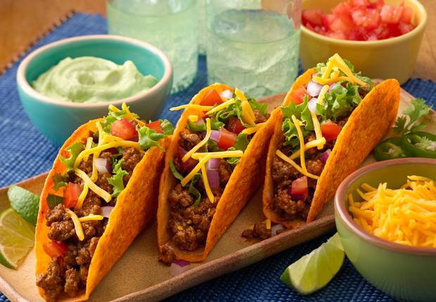 Bold Nacho Ten Minute Tacos