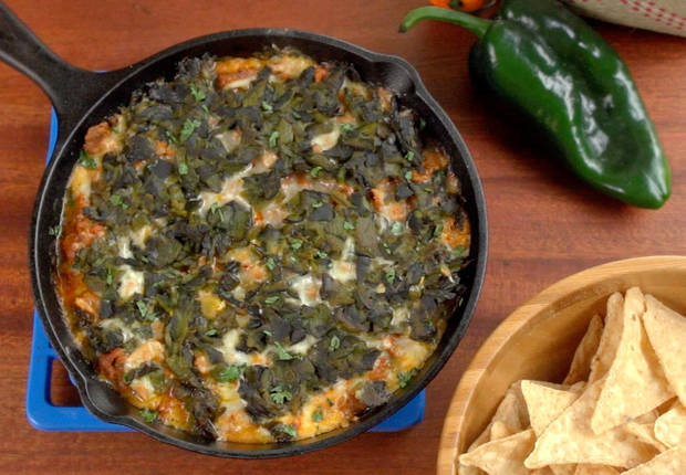 Chile Rellenos Dip