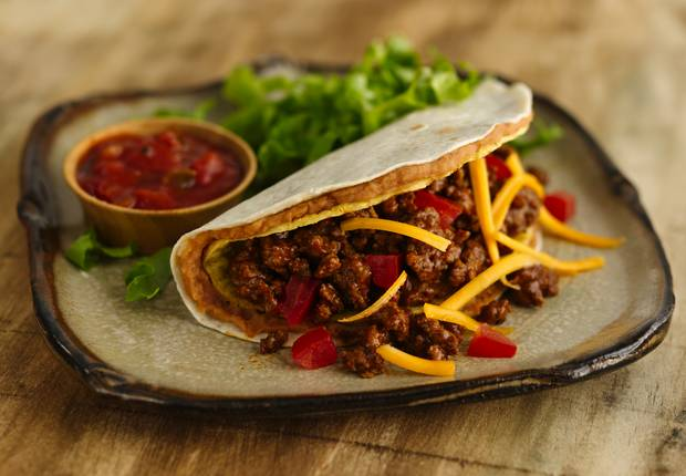 Double Layer Tacos