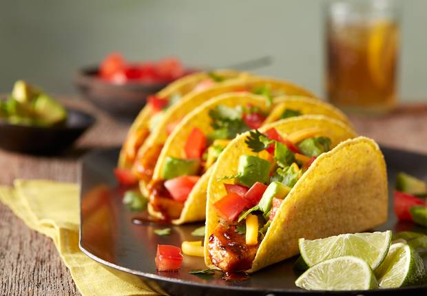 Easy Chicken Stand 'N Stuff™ Tacos