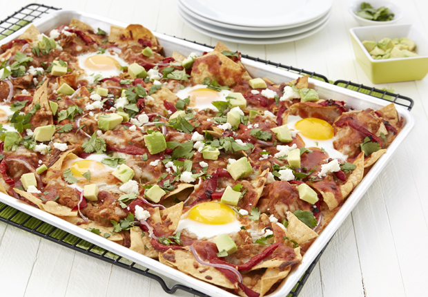 easy-sheet-pan-huevos-rancheros