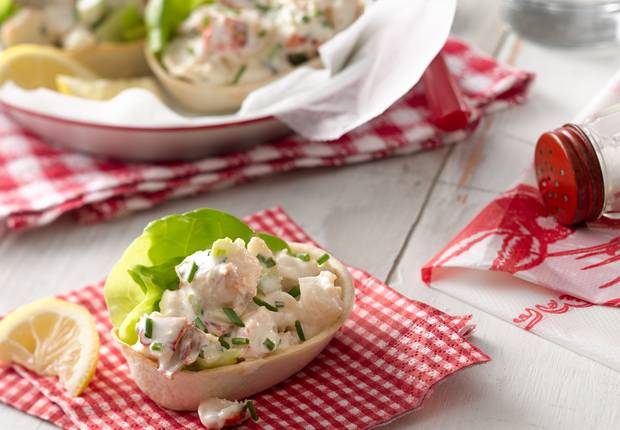 Lobster Roll Mini Taco Boats™