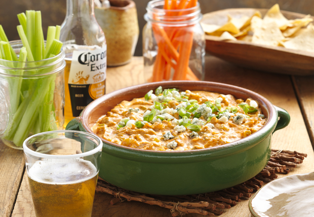 mexican-buffalo-chicken-dip